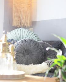Rond Velvet kussen 60 cm