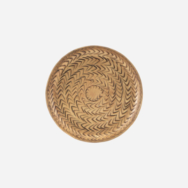 Try, Rattan Brass finish