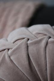 Velvet kussen Rond 40 cm