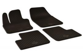 Fiat 500 X rubber matten 2014 - heden Art. nr W50760
