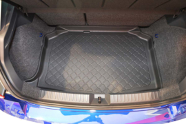 Kofferbakmat Seat Ibiza (6F) (Hatchback / 5) (lage bodem kofferbak) 06.2017>