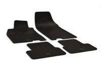 Renault Fluence rubber matten 2010 - Art.nr W50408