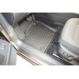 Automatten kunststof Schaalmatten Volkswagen Passat B6 / B7 Limousine 2005-11.2014