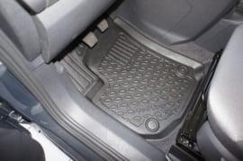 Automatten kunststof Schaalmatten Opel Zafira B (II) 5/7 seats 05.2005>