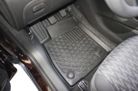 Automatten kunststof Schaalmatten Opel Mokka 09.2012>
