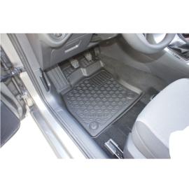 Automatten kunststof Schaalmatten Volkswagen Golf VII 10.2012>