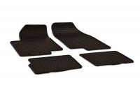 Kia Rio IV  rubber matten 2017- Art.nr M180207