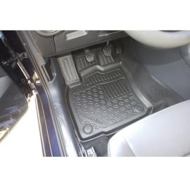 Automatten kunststof Schaalmatten Volkswagen Golf 7 Sportsvan 05.2014>