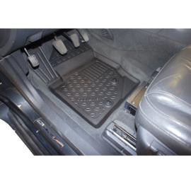 Automatten kunststof Schaalmatten Volvo XC90 I 5/7 seats  2002-04.2015