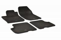 Dacia Logan MCV rubber matten 2008-2012 Art.nr W50303