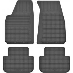 Audi A6 C7 Rubber matten 2011 - 2018   Art.nr M160801
