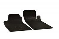 Renault Kangoo rubber matten 1997 - 2007 Art.nr W50401