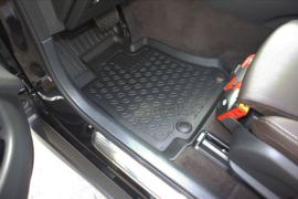 Automatten Kunststof  Schaalmatten Mercedes GLC-Class (X253) 09.2015-> Kunststof rubber matten