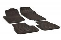 Peugeot 207 rubber matten 2006 - Art.nr W50388