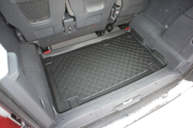 Kofferbakmat Citroen Jumpy  2007-  (behind the 3rd row of seats)