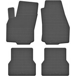 Fiat Doblo II rubber matten 2010>   Art.nr M190604