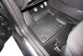 Schaalmatten synthetisch rubber FORD Aristar 3D foot-liner