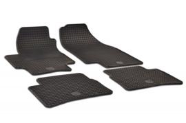 Hyundai Accent rubber matten 2006-heden Art .nr W50350