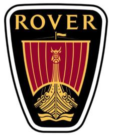 Kofferbakmat Rover
