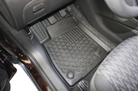 Schaalmatten synthetisch rubber CHEVROLET Aristar 3D foot-liner
