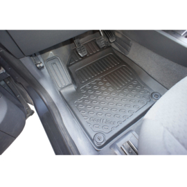 Schaalmatten synthetisch rubber SEAT Aristar 3D foot-liner