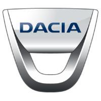 Kofferbakmat Dacia