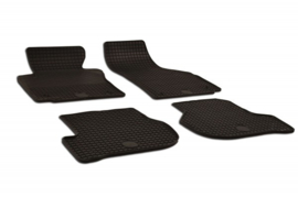 Seat Altea XL rubber matten 2009 - 2012 Art.nr W50417