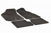Fiat Albea rubber matten 2007 - Art.nr W50429