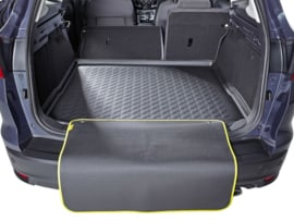 "CARBOX kofferbakmat Smart ""Fortwo without bulkhead, not for convertible""  07/98-02/07"