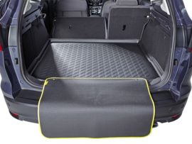 CARBOX kofferbakmat Nissan Note 01/06-08/13