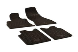 Fiat 500 L rubber matten 2013 - heden Art. nr W50759