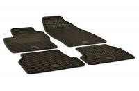 Ford Focus II rubber matten 2005-2011 Art. nr M150405
