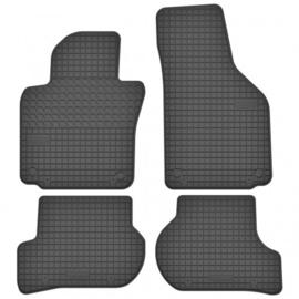 VW Golf V rubber matten 2003 - 2008   Art.nr M141101