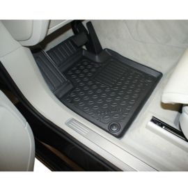 Automatten kunststof Schaalmatten Volvo XC90 II 5/7 seats  05.2015>