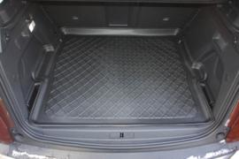 Kofferbakmat Opel Grandland  X (SUV / 5)  11.2016 - (on adjustable boot floor in upper position (flat loading threshold))