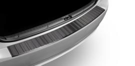 Bumperbeschermer Chevrolet Orlando I VAN(5) (2010-2018)  - PIANINO -  Zwart(Black Satin)