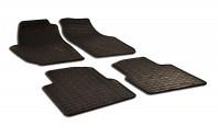Skoda Roomster rubber matten 2006 - Art.nr W50511