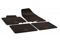 Hyundai i40 Wagon rubber matten 2011 - Art.nr W50637