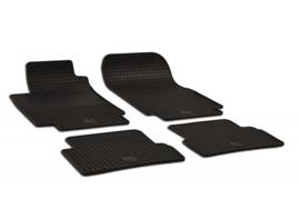 Renault Captur rubber matten 2013 - heden Art.nr W50400