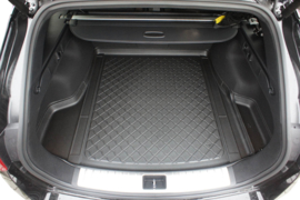 Kofferbakmat Kia Optima III (JF) combi 5drs 09.2016- / incl. models with rails; right wing removable for models with net