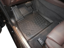 Schaalmatten synthetisch rubber BMW Aristar 3D foot-liner
