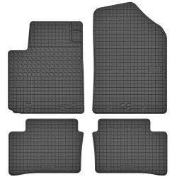 Hyundai i10 II rubber matten 2013-2019 Art .nr 191005