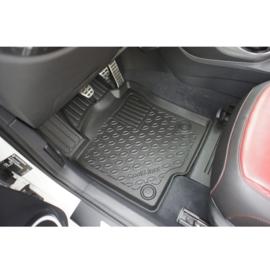 Automatten kunststof Schaalmatten Volkswagen Jetta (NCS) 1.2011>