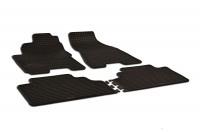 Kia Sportage rubber matten 2005-2010  Art.nr W50373