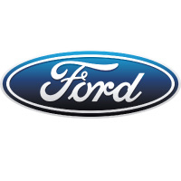 Kofferbakmat Ford