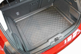 Kofferbakmat Ford Focus IV (Hatchback / 5, hoge kofferbakbodem)  09.2018>