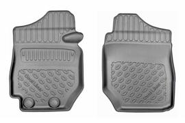 Automatten kunststof Schaalmatten Suzuki Jimny II (GJ) SUV/3 10.2018- / Suzuki Jimny II (GJ) Pro 2 seats SUV/3 2021>