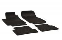 Renault Clio rubber matten 2005 - 2011 Art.nr M170509