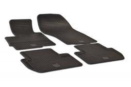 Peugeot 4007 rubber matten 2007 - 2012  Art.nr M150704