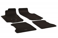 Opel Combo C Tour rubber matten 2001 - 2011 Art.nr W50481
